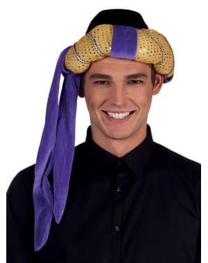 Purple Arabic Turban for Men
