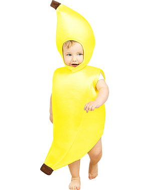 Banana Costume for Babies