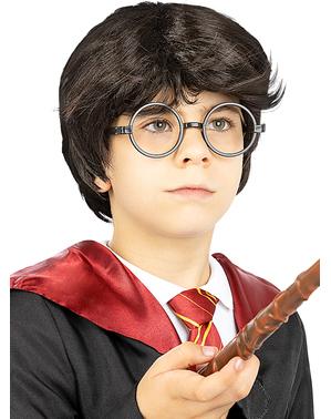 Peluca de Harry Potter para niño