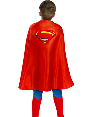 Superman Cape for Boys