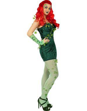 Kostým Poison Ivy - nadmerná veľkosť
