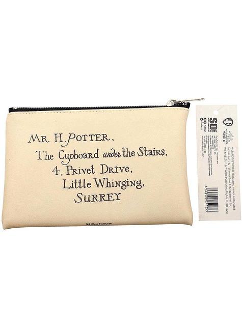 Estuche Carta de Hogwarts - Harry Potter