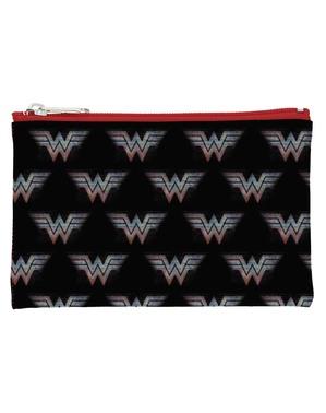 Estuche de Wonder Woman logo