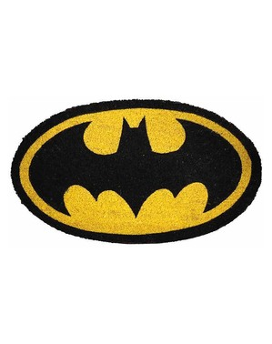 Batman Oval Dørmatte - DC Comics