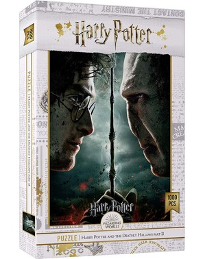 Puzzle Harry Potter Vs Voldemort - Harry Potter