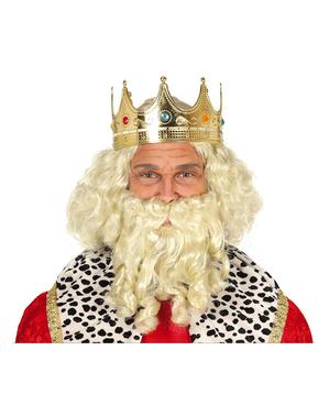 Koruna moudrého krále