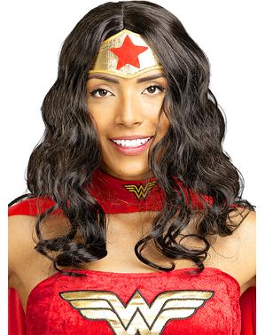 Wonder Woman pruik