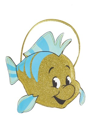 Ariel en Bot rugzak - De kleine zeemeermin