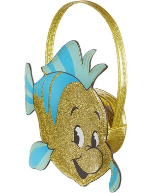 Ariel and Flounder Backpack - The Little Mermaid