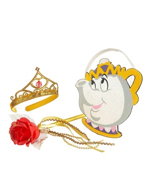 Belle Tiara - Beauty and the Beast