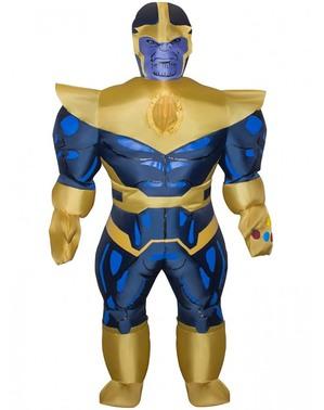 Opblaasbaar Thanos-kostuum voor volwassenen