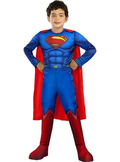 Disfraz de Superman deluxe para niño - La Liga de la Justicia