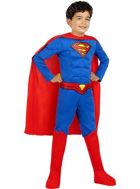 Disfraz de Superman Lights On! para niño