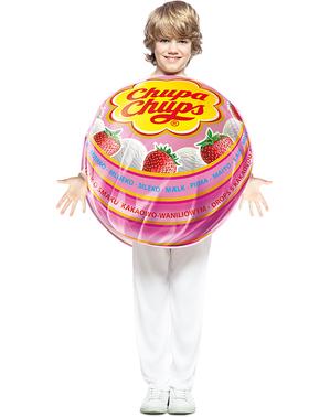Disfraz de Chupa Chups para niños