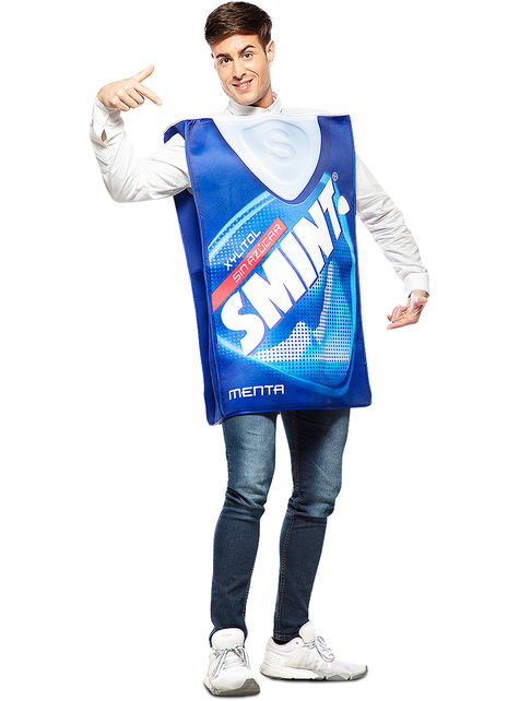 Smint Candy Costume for Adults
