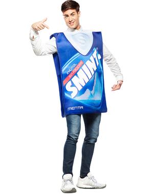 Smint Snoep Kostuum voor volwassenen