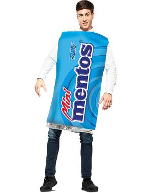 Disfraz de caramelo Mentos para adulto