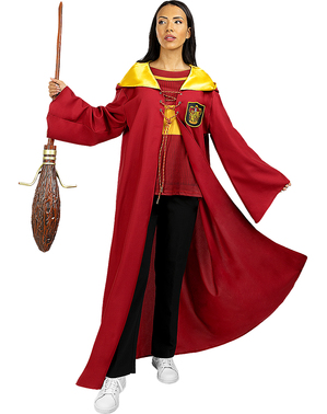 Gryffindor Quidditch Costume for adults - Harry Potter