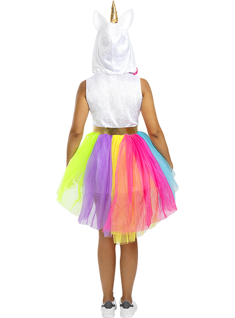 Unicorn Costume Plus Size