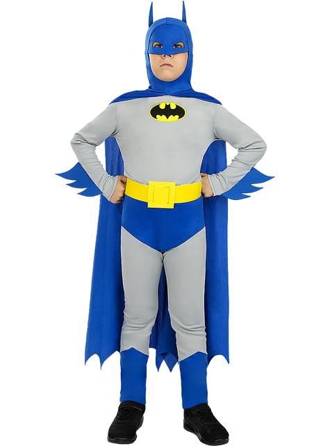 Disfraz de Batman The Brave and the Bold para niño