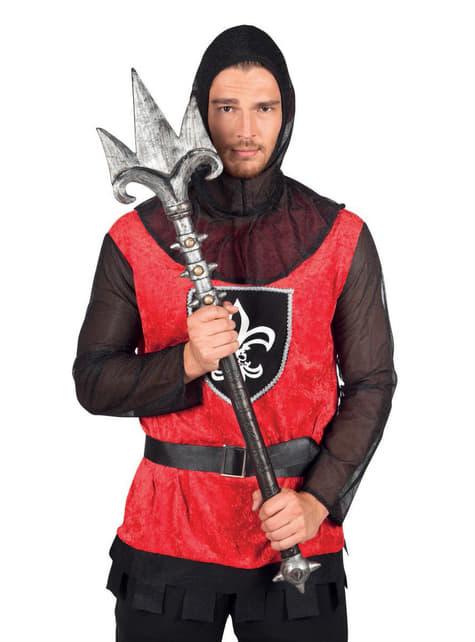 Mittelalterlicher Ritter Zepter für Herren