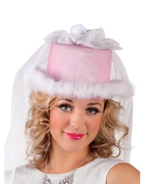 Chapeau mariée originale femme