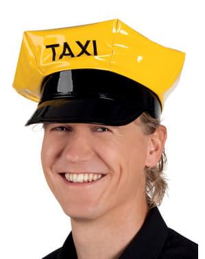Czapka nowojorskiego taksówkarza dla dorosłych