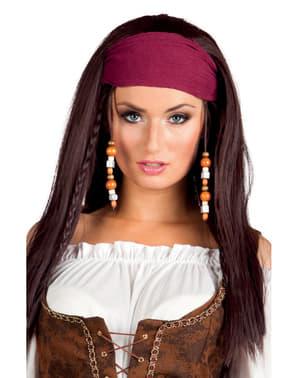 Piratparyk med bånd til kvinder