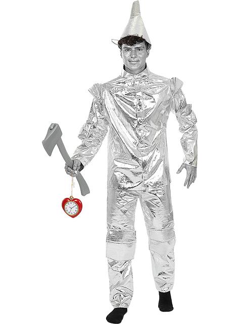 Disfraz de Hombre de Hojalata - El Mago de Oz