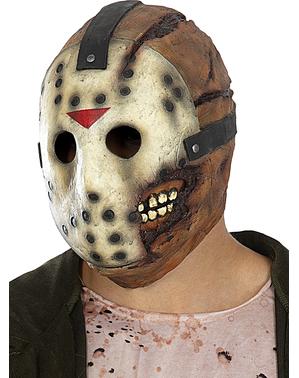 Latexová maska Jason Pátek třináctého