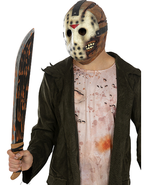 Friday the 13th Jason Latex Mask