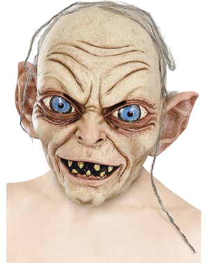 Gollum maszk - The Lord of the Rings
