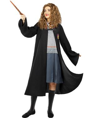 Hermione Granger Maskeraddräkt för dam stor storlek
