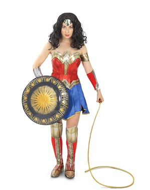 Escudo de Wonder Woman