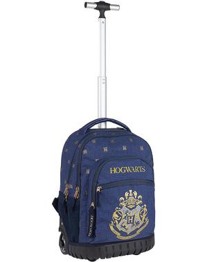 Sac à dos à roulettes de  Poudlard pour enfant - Harry Potter