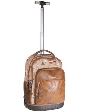 Detský batoh s kolieskami Harry Potter