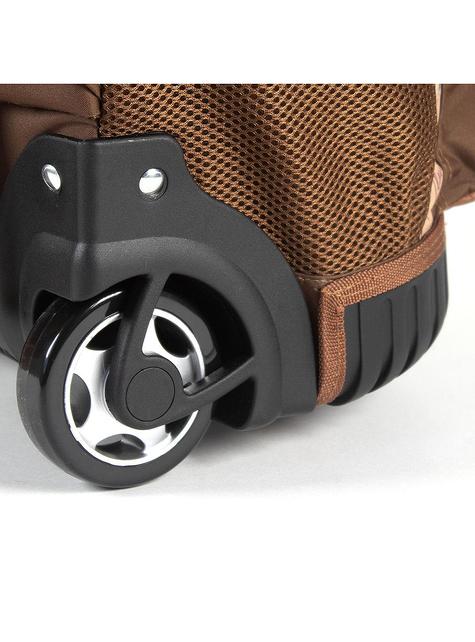 Mochila con ruedas de Harry Potter para niños