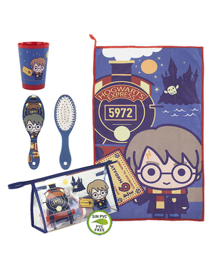 Harry Potter Toiletry Bag for Kids