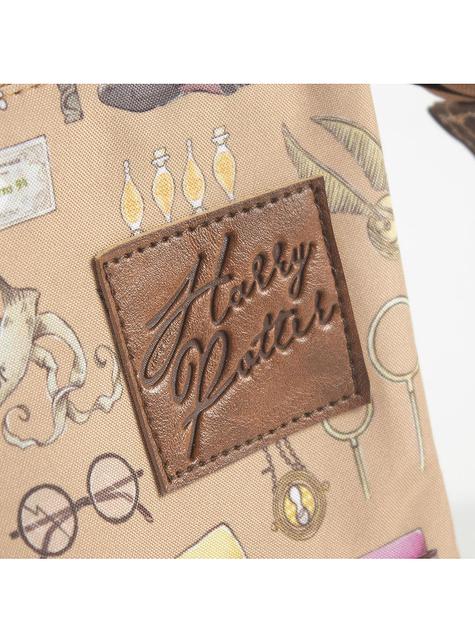 Estuche de Gryffindor marrón para niños - Harry Potter