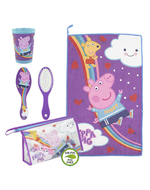 Peppa Pig Kulturbeutel für Mädchen