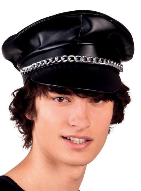 Gorra de rocker para adulto
