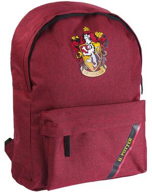 Burgundy Gryffindor Backpack - Harry Potter