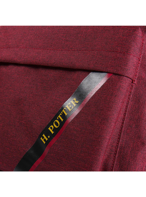 Mochila Gryffindor granate - Harry Potter