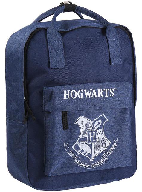 Mochila Hogwarts azul - Harry Potter
