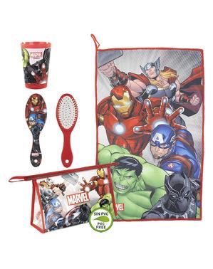 The Avengers Figurer Toalettveske - Marvel