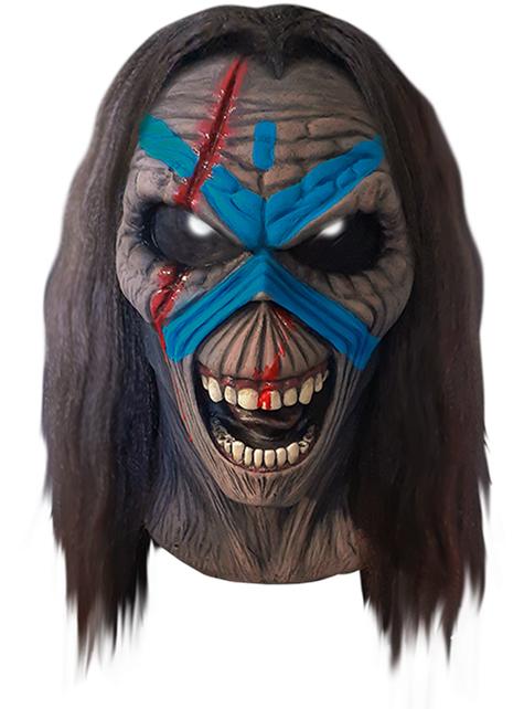 Máscara de Eddie the Clansman - Iron Maiden