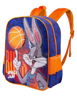 Mochila Bugs Bunny para menino - Space Jam