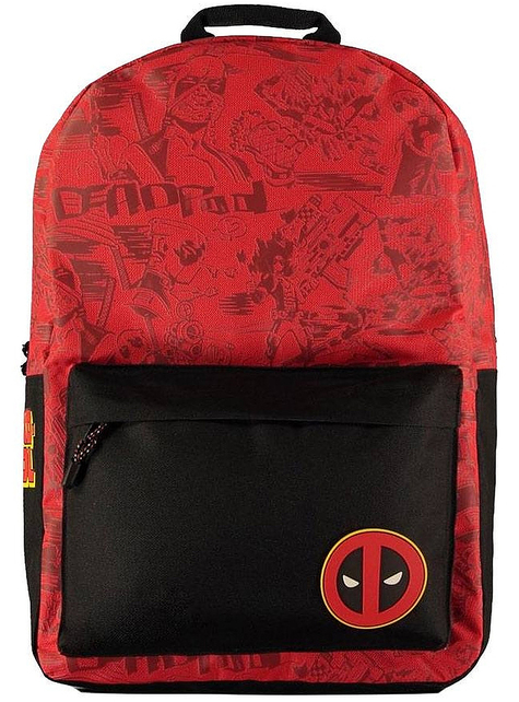 Mochila de Deadpool Grafitti - Marvel
