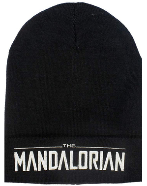 The Mandalorian Beanie for Adults - Star Wars