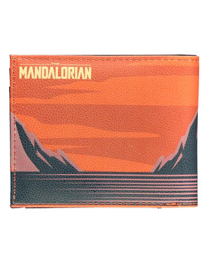 The Mandalorian Wallet - Star Wars